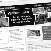 screenshot www.dresdner-fuer-jesus.de
