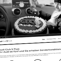 audi-club-5-plus-website